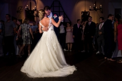Openingsdans op de trouwdag
