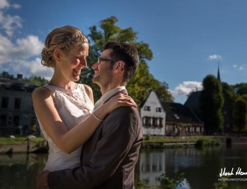 De Parel van Zuilen | Bruidsreportage | Utrecht | Marije en Jan Dirk | Sneakpreview