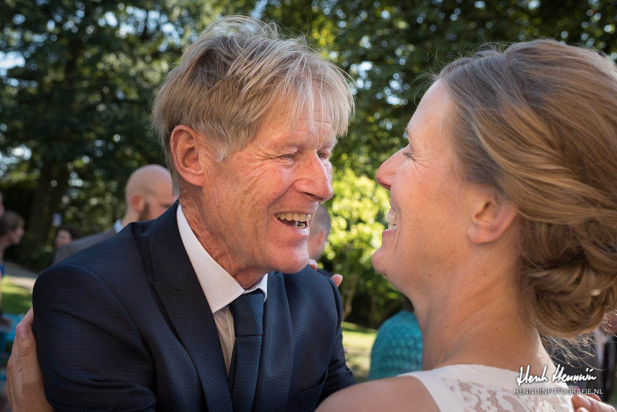 Bruiloft Marije en Jan Dirk