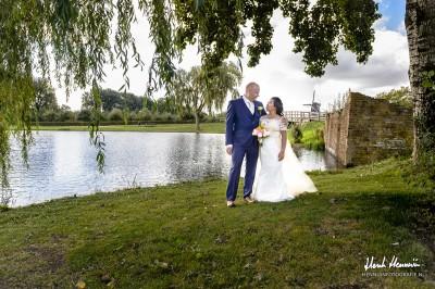 Bruidsfotograaf Montfoort trouwreportage