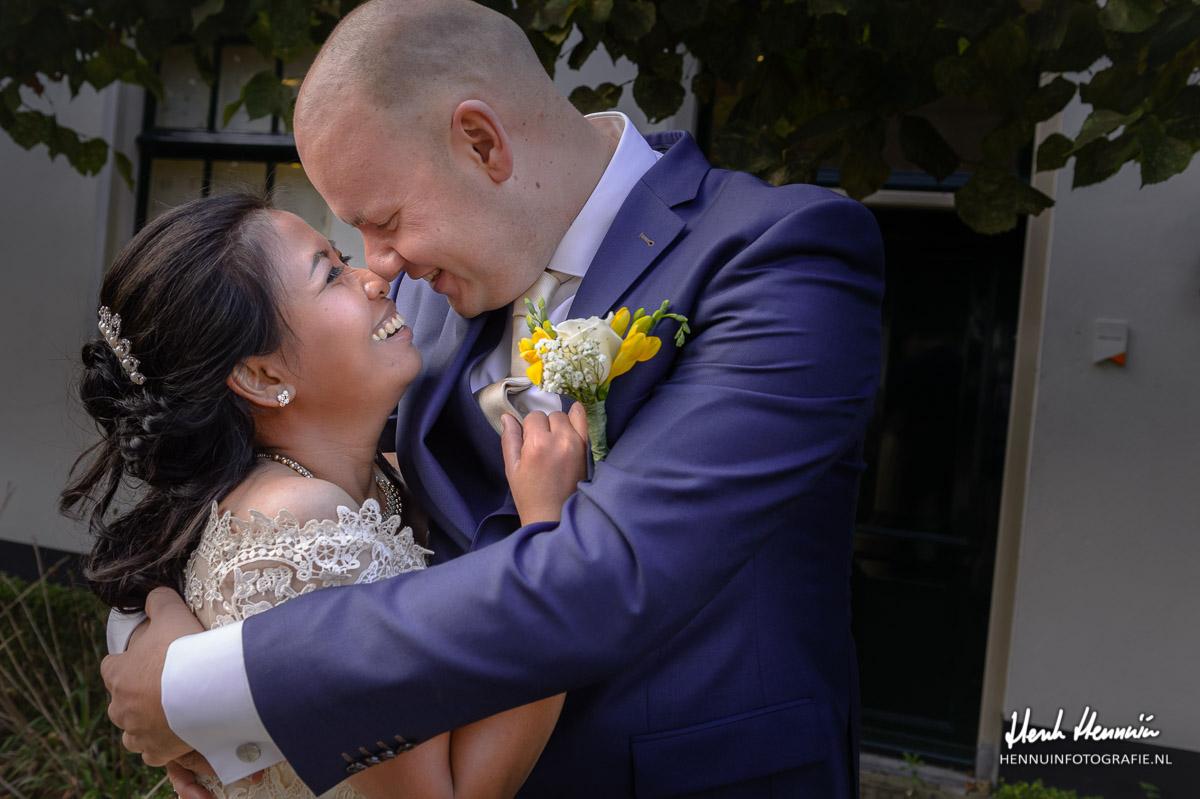 Bruidsfotograaf Montfoort in love