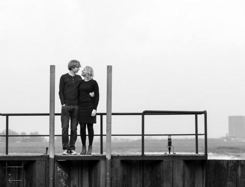 Loveshoot Honigcomplex Nijmegen | Dieuwke & Ruben