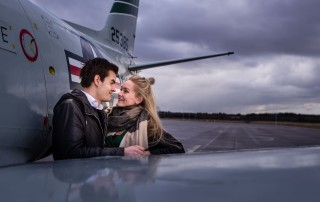 Loveshoot Nationaal Militair Museum look of love