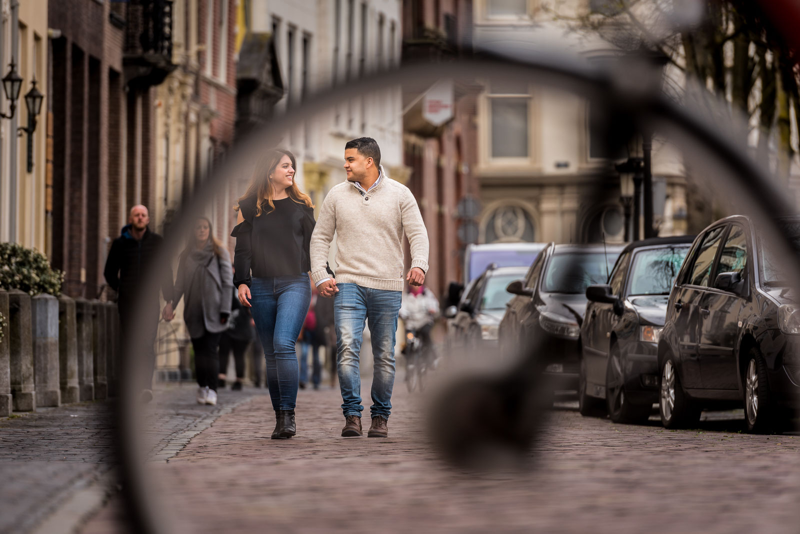 Loveshoot gracht centrum utrecht