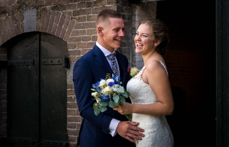 Bruidspaar-fotograaf-trouwen
