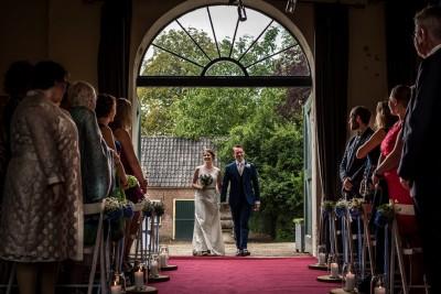 Huwelijksceremonie marienwaerdt