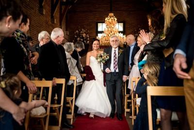 Vader geeft de bruid weg - Beau Nijmegen