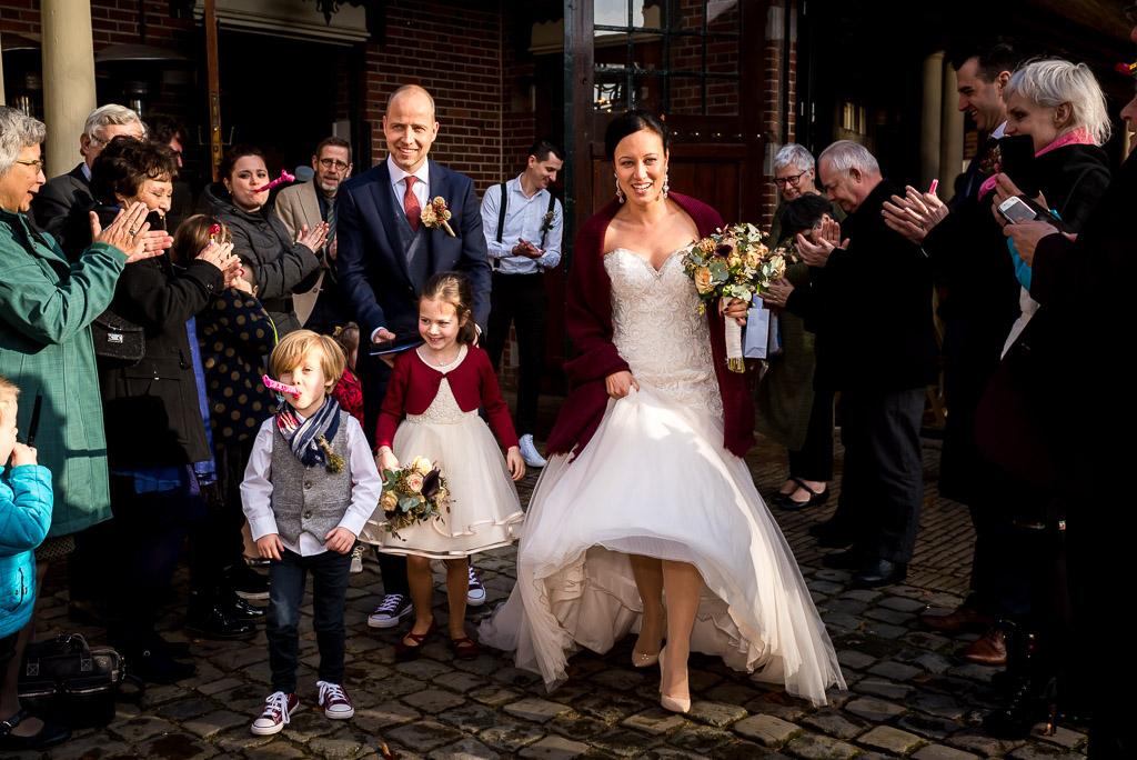 Getrouwd bij Beau Nijmegen