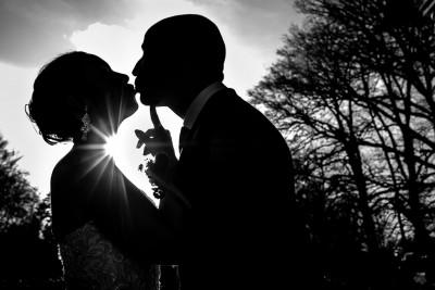 The Kiss Bruidspaar Beau Nijmegen