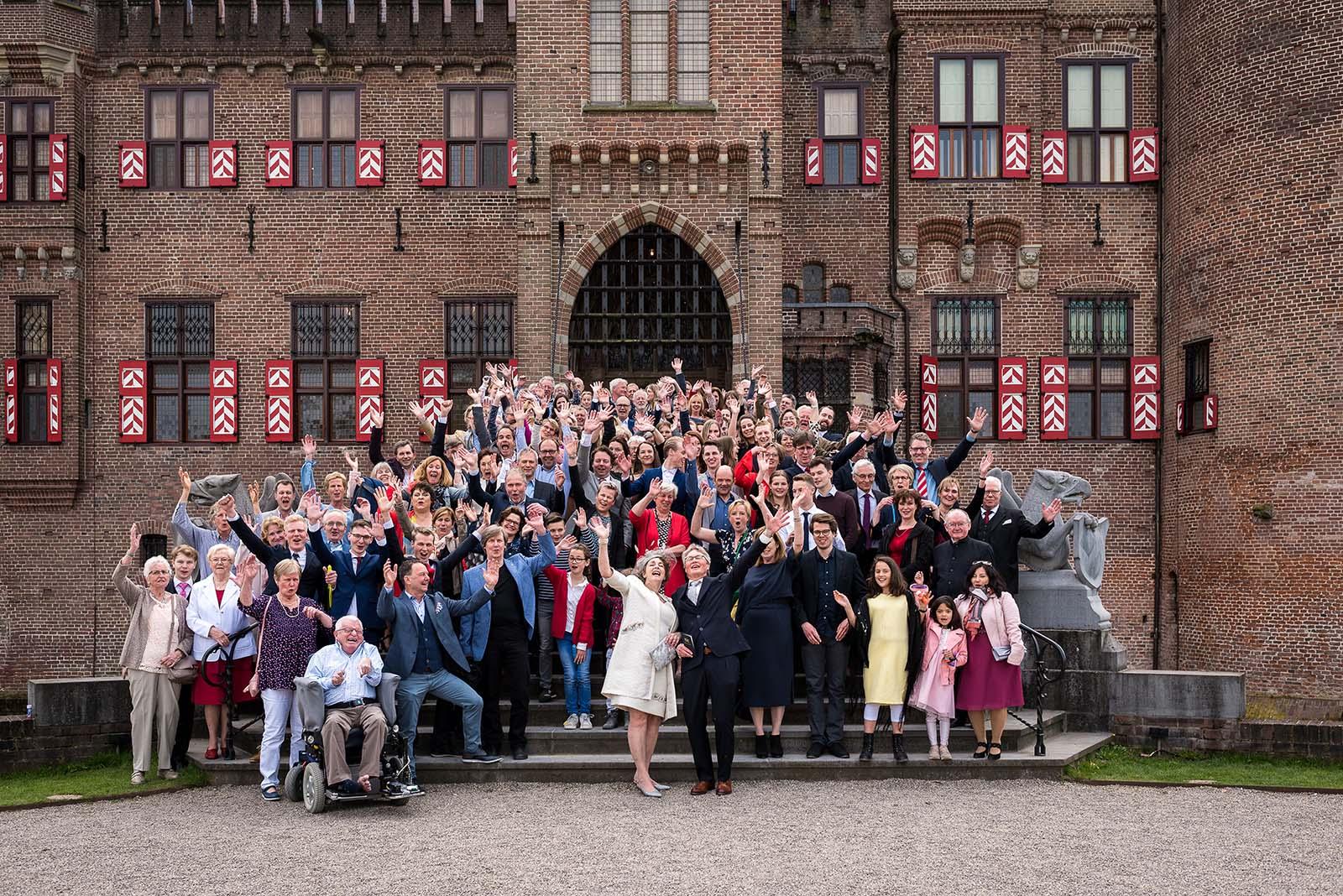 Bruidsreportage-Utrecht-Kasteel-de-Haar