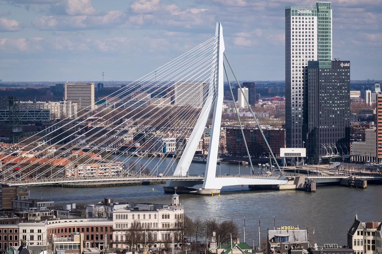 Bruidsfotograaf-Rotterdam-Erasmus-brug